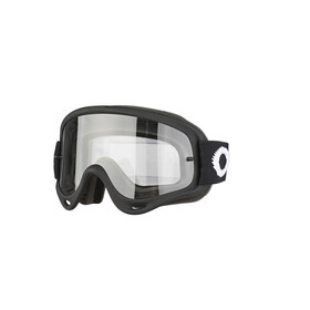 Oakley O Frame MX Goggles black/transparent